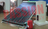 SUS304 ze stali nierdzewnej ze stali nierdzewnej Solar Water Heater Heat Pipe Solar Collector