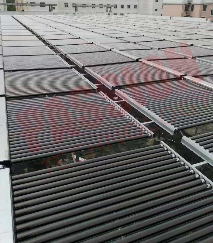 High Absorbing Vacuum Tube Solar Collector For For Big Heating Project